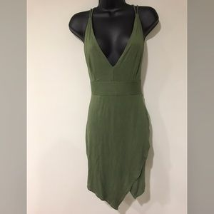 Sexy Green dress